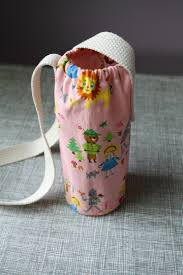 Craftaholics Anonymous®   Fabric Scrap Projects & the long thread. Water Bottle ... Adamdwight.com