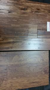 wood and vinyl floor