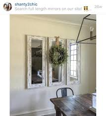 Small Picture Love these mirrors by shanty 2 chic DIY Pinterest Room
