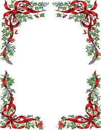 Christmas Letterhead Templates Free Free Printable Christmas Stationery Templates Free Christmas Paper