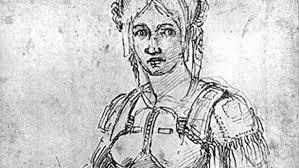 Arte Scovato Un Autoritratto Di Michelangelo Celato In Un Suo Disegno