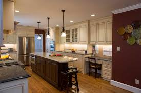 Black Ash Granite Perimeter Countertops Countertop Giorgi Kitchens