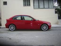 2003 BMW 325ti Compact E46 related infomation,specifications ...
