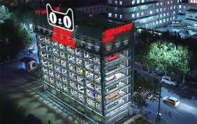 Car Vending Machine Awesome Alibaba's Automotive Vending Machine Will Open In China Ushers In