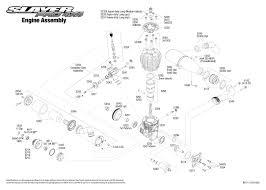 engine exploded view slayer pro x traxxas view pdf