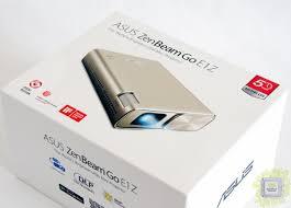 Обзор портативного <b>проектора ASUS ZenBeam</b> Go E1Z ...