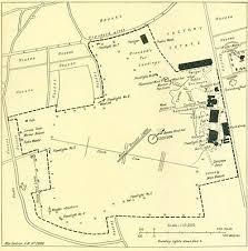 Croydon Aerodrome A Pilots Loose Leaf Chart From Pre War