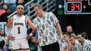Adam Jacobsen leaving Hawaii basketball coaching staff   Honolulu ...