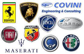 Italian Logos Italian Car Brands Companies And Manufacturers Car Brand