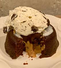 Instant Pot Chocolate Peanut Butter Lava Cakes The Cookin Chicks