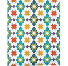 Moroccan Lanterns Quilt – Freshly Pieced & moroccanlanterns Adamdwight.com