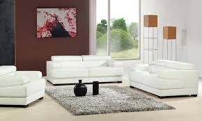 Small Picture Popular Modern White Leather Sofa Buy Cheap Modern White Leather