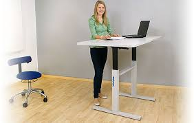 standing office table. Sit-Stand Office Table Ergo M1 Standing R