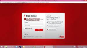Ziraat İnternet Bankacılığı İncelemesi, Ziraat Bankası İnternet Şubesi  Nasıl Kullanılır? - YouTube