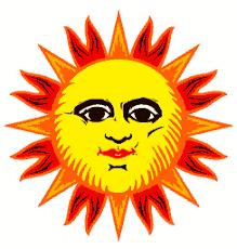 نتیجه تصویری برای خورشید