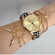 Dream Catcher Gold Bracelet Jewels Jewelry Boho Boho Jewelry Bohemian Gold Bracelets 81