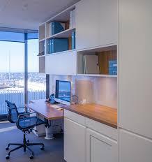 Office design sydney Dropbox Office Design Sydney Collective Hub Home Office Fitout Design Sydney Custom Home Offices Spaceworks