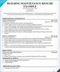 Construction Superintendent Resume Sample From Construction