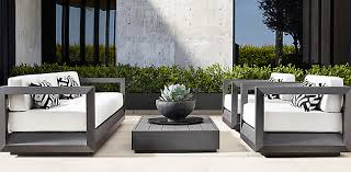 outdoor furniture restoration hardware.  Furniture Paloma Aluminum Collection On Outdoor Furniture Restoration Hardware