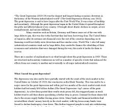 college essays college application essays causes of the great causes of the great depression essay