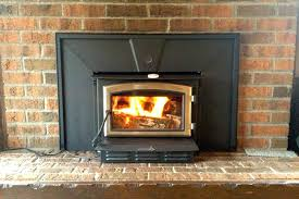 convert gas fireplace to wood insert back converting a wo cost to convert gas fireplace wood burning stove