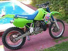 kawasaki kdx200 1993 kdx200 e