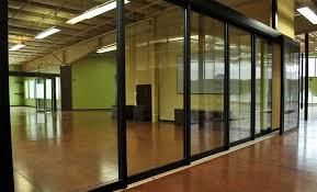 commercial sliding glass doors acoustical sliding glass door acoustical slider solar