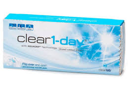 <b>Контактные линзы ClearLab Clear</b> 1-Day (30 линз 8 7 -3) - НХМТ