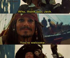 Pirates Of The Caribbean Quotes 100 images about POTC on We Heart It See more about pirates of the 88