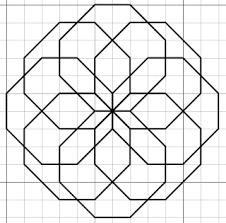 Free Blackwork Patterns Sewing And Crochet Disegni Geometrici