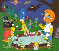 The Team That Brought Homer Simpson Into The Third Dimension Treehouse Of Horror 3d