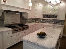 Kitchen Best Combination Between Blue Pearl Granite With White
