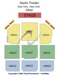 Apollo Theater Seating Chart Apollo Theater Tickets And Apollo Theater Seating Chart