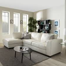 White Sectional Sofas For Less