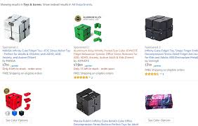 infinity cube amazon. the price on amazon ranges from usd1.99 to usd19.99. one product gets 23 comments at most, and other products also have a few comments. infinity cube h