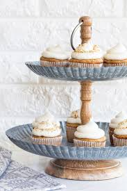 Banana Cupcakes With Cream Cheese Frosting My Baking Addiction