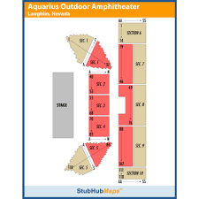 Harrah S Rio Vista Outdoor Amphitheater Seating Chart Rio Vista Outdoor Amphitheater Events And Concerts In