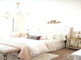 Pink And Gold Bedroom Ideas Aspiration Rose Paint Black White For 13 ...