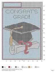 Plastic Canvas Graduation Patterns Free
