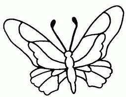 Small Picture Printable Butterfly Coloring Pages For Website Inspiration Free