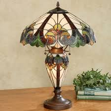 clavillia stained glass table lamp with regard to stained glass table lamps
