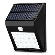 outdoor solar wall lights. Leadingstar Outdoor Solar Wall Lights 20 LED Super Bright Motion Sensor Landscape Lighting Lamp