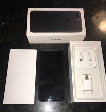 iphone 7 plus black unboxing. iphone 7 plus black unboxing box inside all out iphone