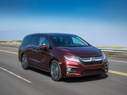 2020 Honda Odyssey First Look Kelley Blue Book