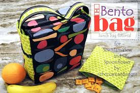diy lunch bags box bag reusable snack with zipper