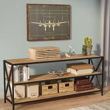 Trent Austin Design Trent Austin Design Augustus Media Etagere Bookcase For 122