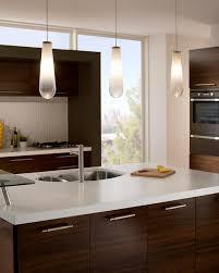 kitchen decoration using cylinder white glass modern pendant lighting kitchen including dark brown solid