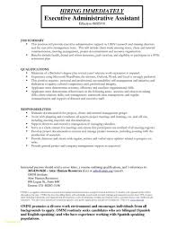 Executive Assistant Resume Samples 2015 Administrative Assistant Resumes Midlevel Resume Sample Monster Com 6