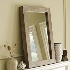 wood wall mirrors. Plain Wall With Wood Wall Mirrors