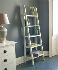 cool leaning ladder shelf ikea best ideas on inside bookshelf plan 17